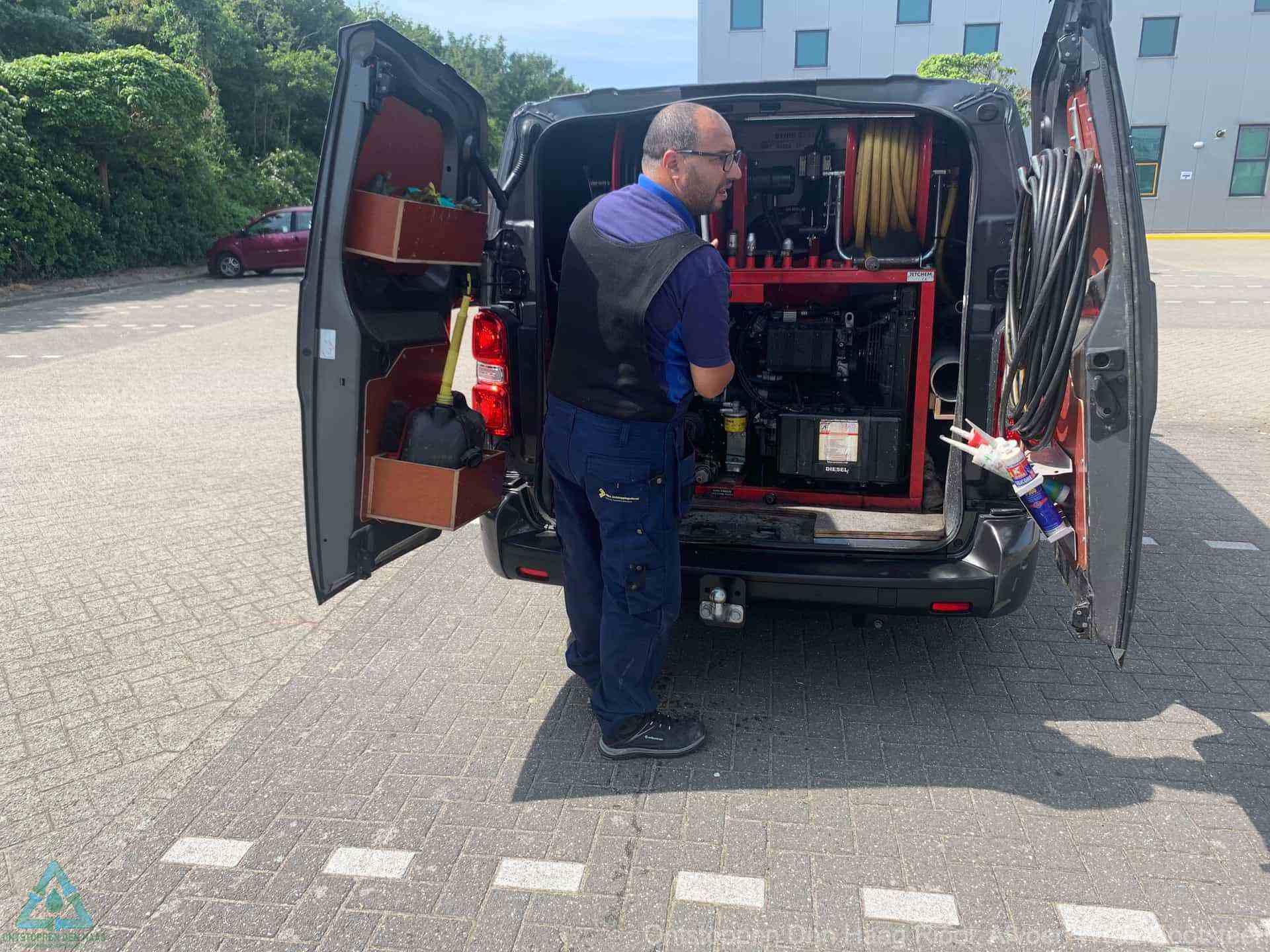 Loodgieter Den Haag Ontstopping