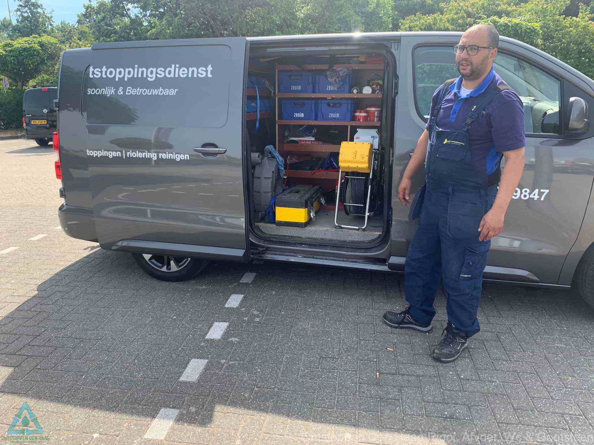 Ontstoppingsdienst Den Haag